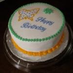 First Proper Cake