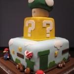 Mario Cake 1-3