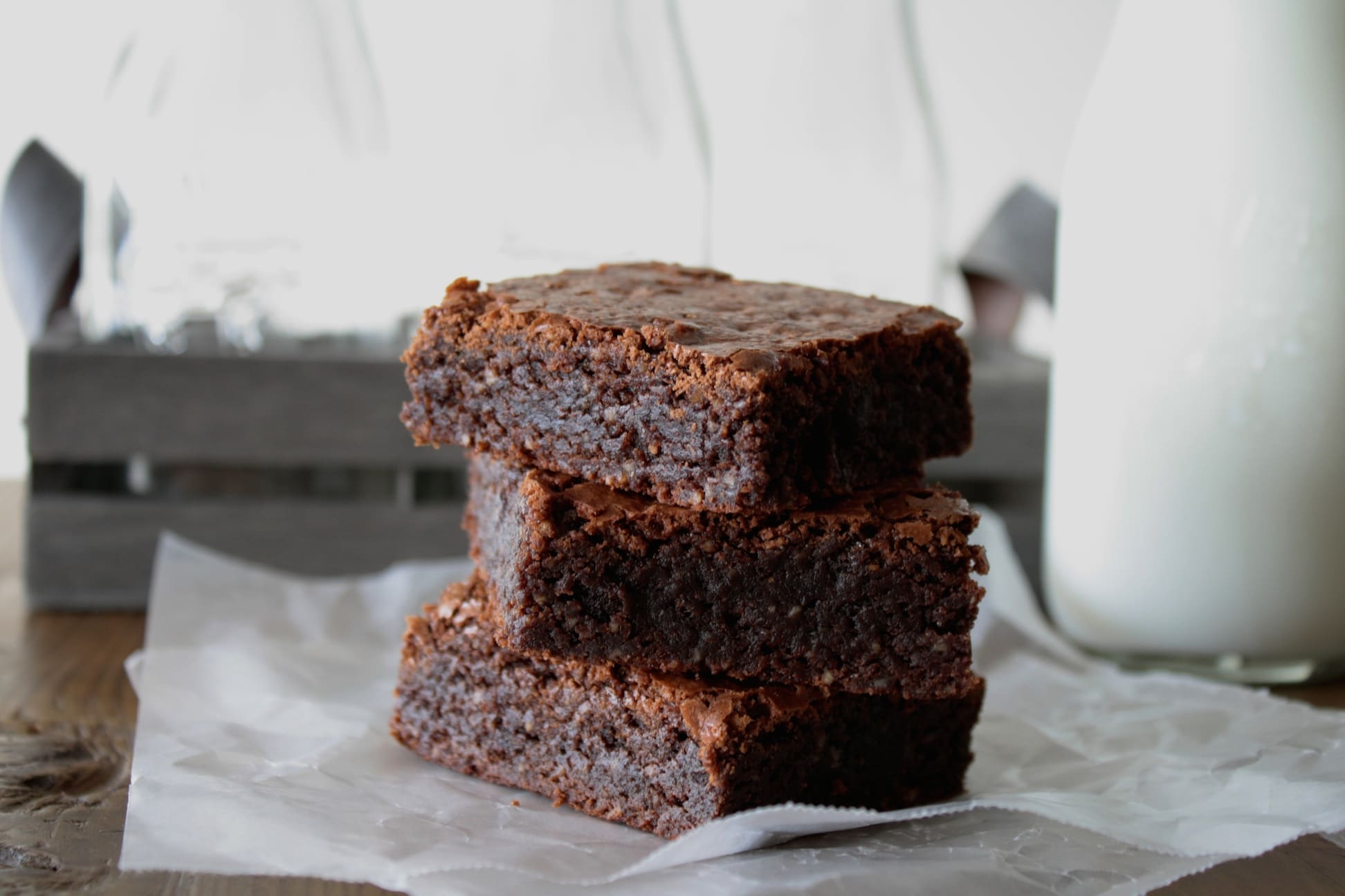 Gooey Gluten Free Brownies Liv For Cake