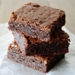 Gooey Gluten-Free Brownies