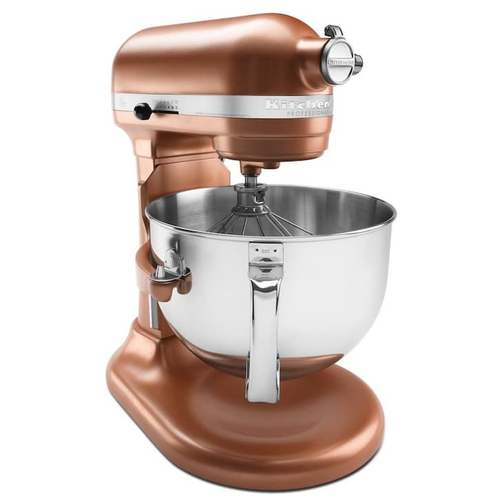 Must-Have Tools for Bakers - KitchenAid Stand Mixer | livforcake.com