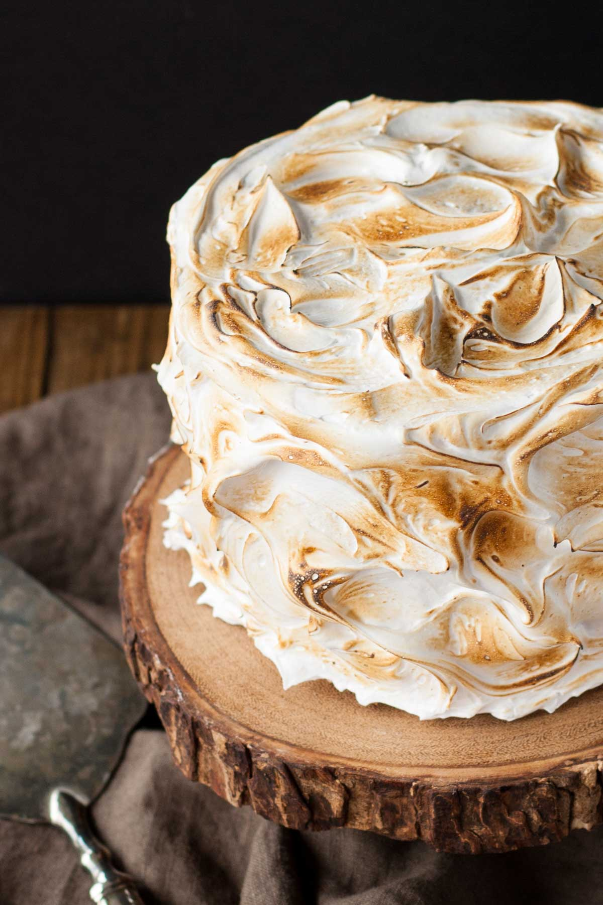 This Smores Cake Is Better Than The Real Thing A Graham Cracker