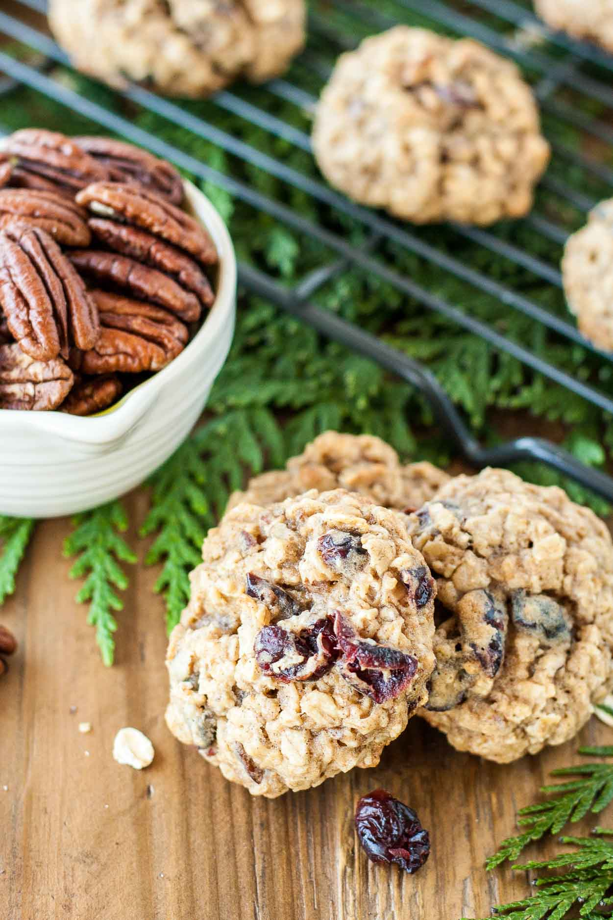 Cranberry pecan cookie recipes