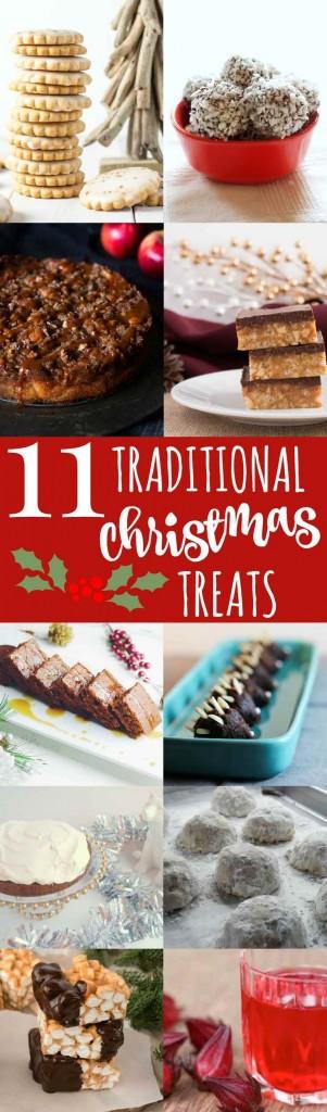 Traditional Christmas Treats | livforcake.com