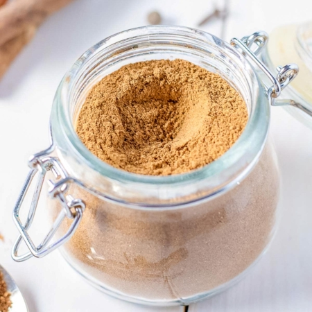 gingerbread spice mix thumbnail