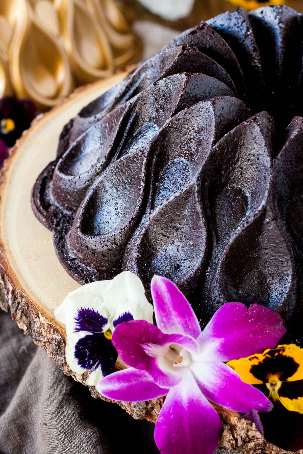 Chocolate Cheesecake Stuffed Bundt Cake Liv For Double Layer Cheese Original The In This Delicious A Rich
