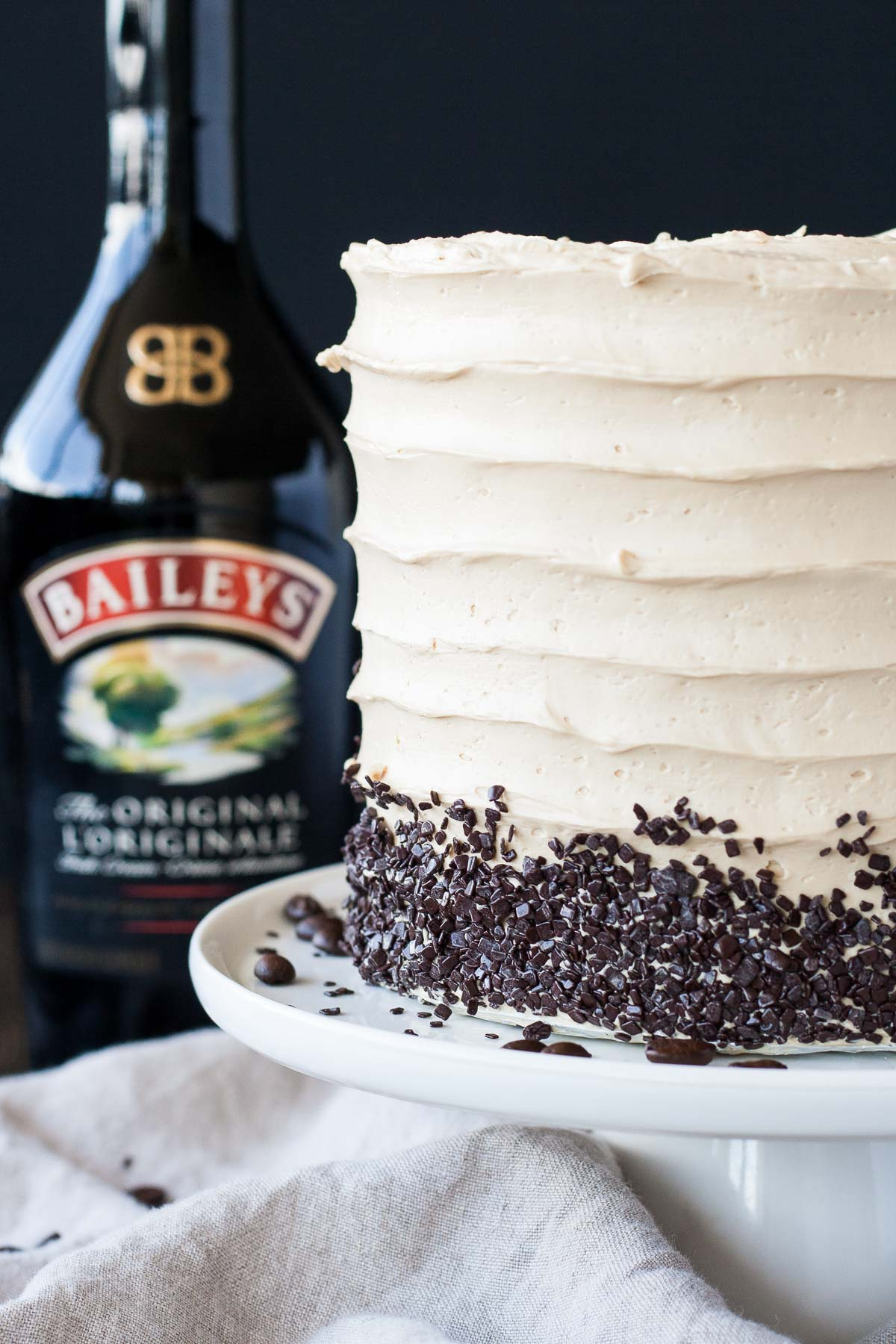 Coffee Baileys Cake Liv For Cake