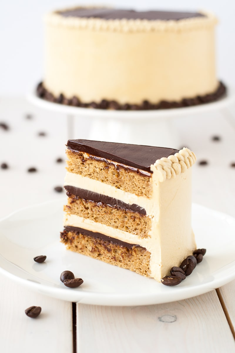 What Is Classic Opera Cake