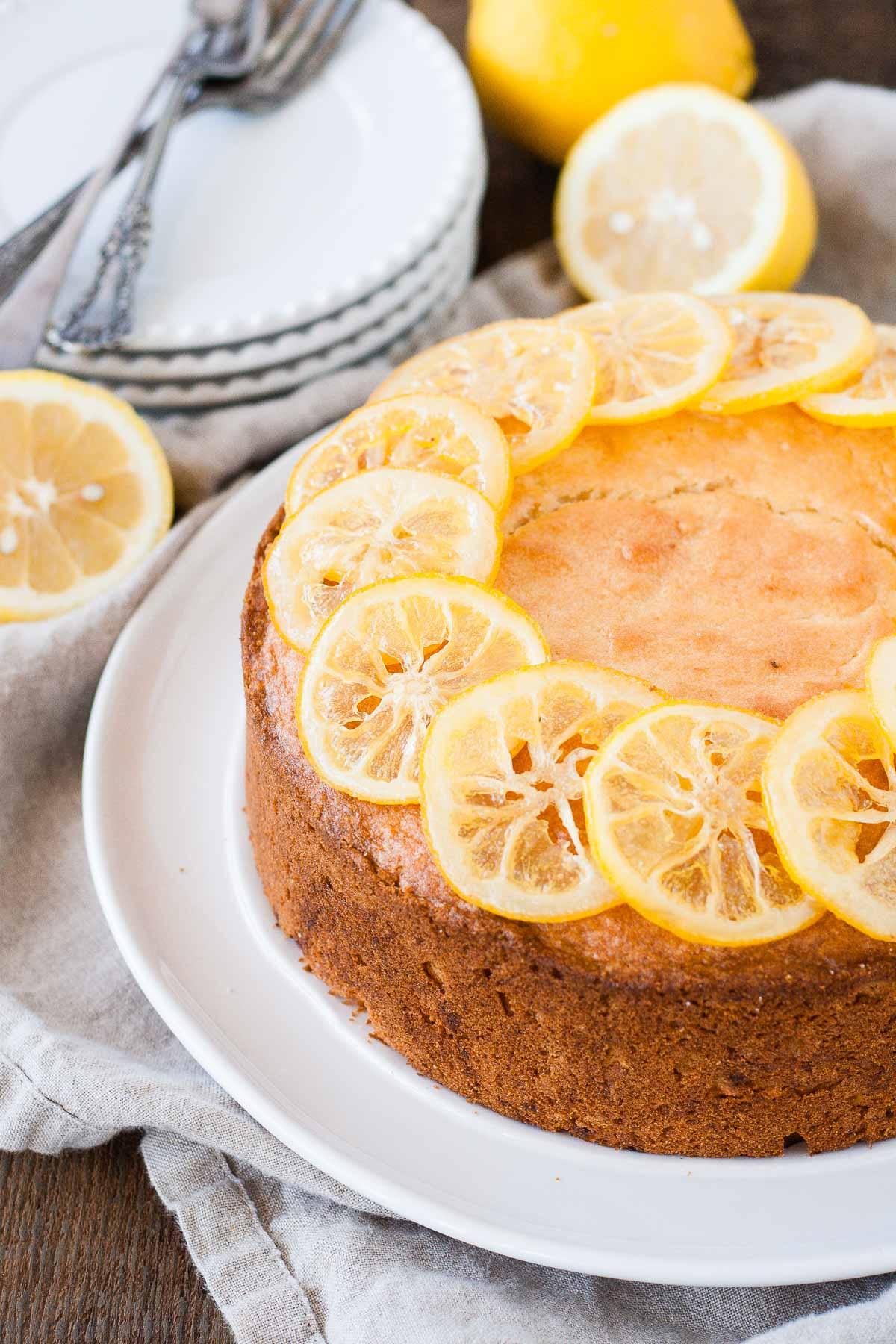 Mary berry lemon madeira cake recipe