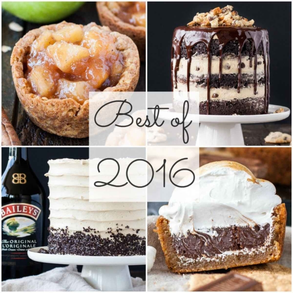 Your favourite recipes from Liv for Cake for 2016! | livforcake.com