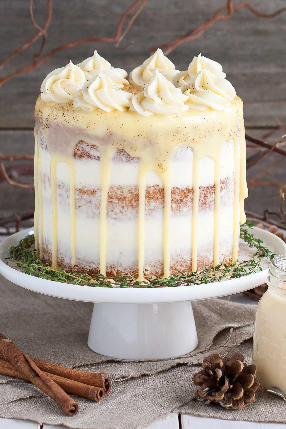 Cream cream for cake: four different recipes