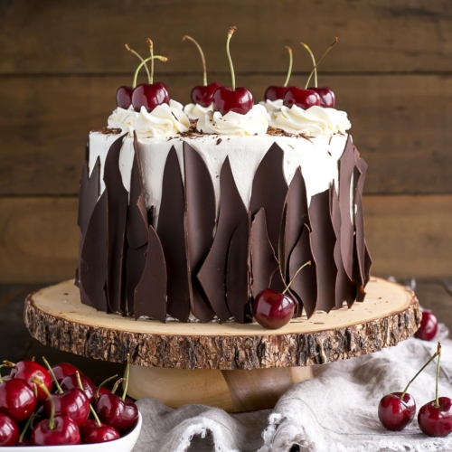 Groovy Black Forest Cake Liv For Cake Funny Birthday Cards Online Alyptdamsfinfo