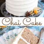 Cake photo collage