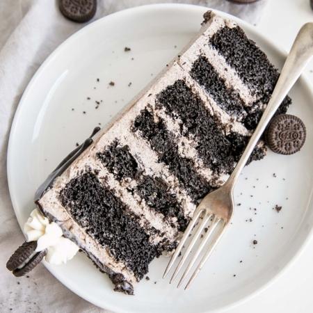 oreo cake thumbnail
