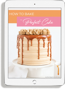 How To Bake The Perfect Cake