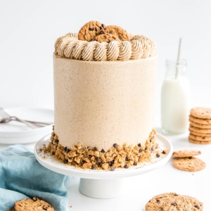 Oatmeal Cookie Cake Thumb