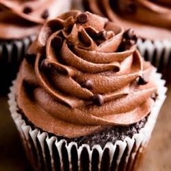 Chocolate buttercream thumbnail.