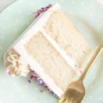 white cake recipe thumbnail
